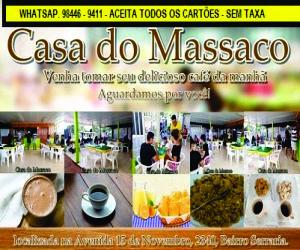 CASA DO MASSACO