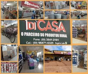 DI - CASA MATERIAIS PARA CONSTRUÇÃO